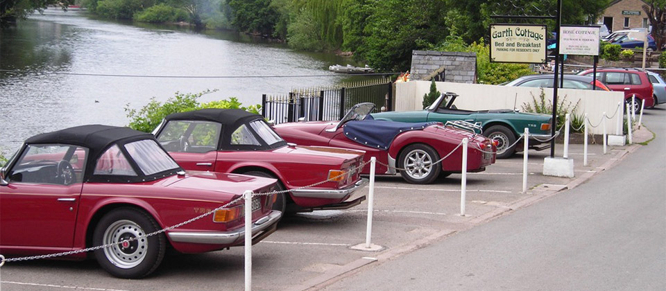 image showing Classic and specialist car clubs find this the perfect venue